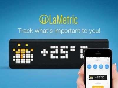 lametric logo